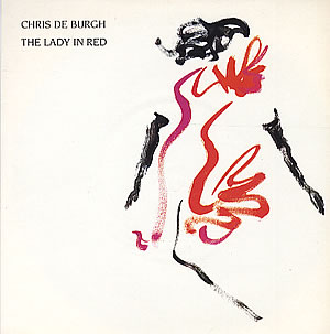 Chris De Burgh 1 Chris De Burgh   The Lady In Red
