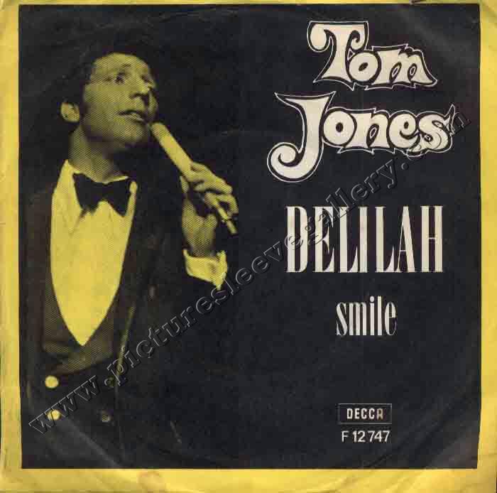 Delilah Backing Track Tom Jones