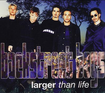Larger Than Life Backing Track - Backstreet Boys