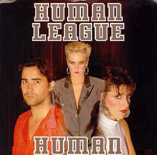 Top Lista - Human League